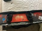 nitro snowboard with burton boot/bindings
