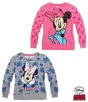 Minnie Mouse Mädchen Sweatshirt Pullover Gr. 104-128  Shirt langarm Minnie neu!