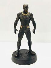 black panther  figurine neuve super héros des films marvel n72 + fascicule neuf