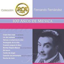 Fernando Fernandez 100 Anos de Musica 2 PARTE New Nuevo 2CD