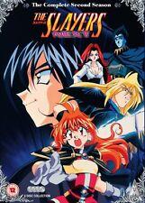 Slayers . Next . The Complete Season 2 . Anime . 4 DVD . NEU