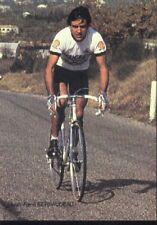 JEAN-RENE BERNAUDEAU Cyclisme Team Cycliste PEUGEOT 82