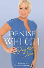 Starting Over, Welch, Denise, Very Good Book