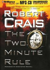 Robert CRAIS / The TWO MINUTE RULE  [ Audiobook ]
