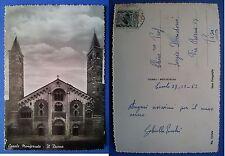 Casale Monferrato - Il Duomo, viaggiata 1952