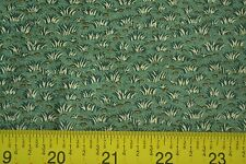 By 1/2 Yd, Yellow on Green, Quilting, VIP / Cranston, M7180