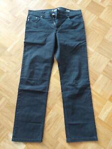 Schwarze Jeans-Hose W33 L30 MAC Modell Arne TOP