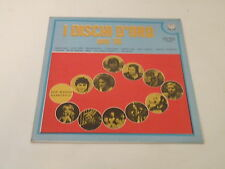 I DISCHI D'ORO ANNI 60 - LP VARIETY SERIE PENNY 1974 - EX++/EX- ITALY BEAT  -