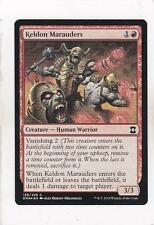 FOIL Keldon Marauders Eternal Masters Magic The Gathering MTG NMMT red card