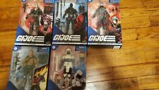 Gi Joe Classified Figure Lot