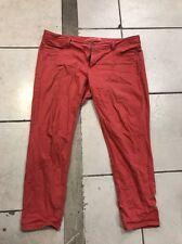 American Rag Pants pink skinny size 20