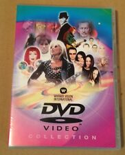 Warner Promo Only Dvd Video Collection Madonna A-Ha New Order Clapton Oldfield
