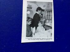 m9-4 ephemera 1958 picture argonaut stewardess shirley hudson