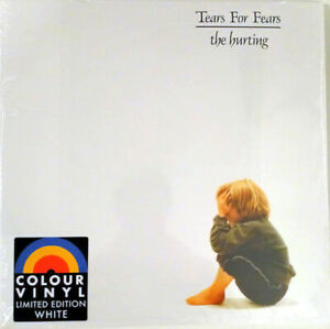 Tears For Fears The Hurting Limited White Vinyl 700 copies Sealed MINT