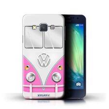Housses et coques anti-chocs rose Pour Samsung Galaxy A3 pour téléphone mobile et assistant personnel (PDA)