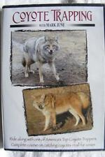 DVD, Mark June's Coyote Trapping, traps, trap coyote trapping dvd