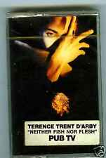 CASSETTE TAPE NEW TERENCE TRENT D'ARBY NEITHER FISH NOR FLESH