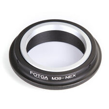 Leica L39 M39 Lens to Sony E-Mount FOTGA Adapter fr NEX-3 NEX-5 5R 5N NEX-6 NEX7
