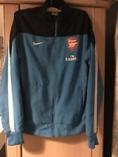 Mens Arsenal Nike Training Jacket - Size Small - VGC!