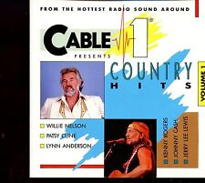 Cable 1 Presents Country Hits Volume 1