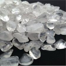 50g Natural Rock Crystal Quartz White Clear Stone Gravel Healing Specimen A