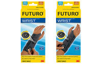 Futuro Custom Dial Wrist Stabiliser Helps Carpal Tunnel Syndrom *Left or Right*