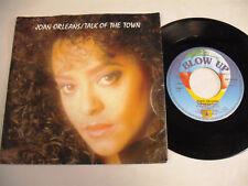 """JOAN ORLEANS  Talk Of The Town  7"""""""