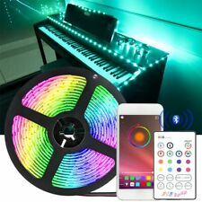 TV LED Backlight 1m-5m  USB 5050 RGB LED Strip Light Remote Kit 5V Music light