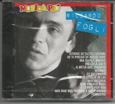 """RICCARDO FOGLI  """"Musica Piu"""" CD 1997 SONY - NEU & OVP NEW/Sealed"""