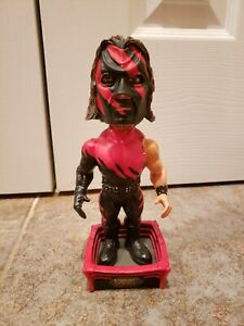 NEW Aspen WWF WWE Kane Rumble Heads Bobble Head Attitude Collector's Series 1