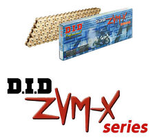 ¿ zvm-x Heavy Duty Oro X-ring Cadena - 520 Pitch 120 enlace 520zvmx120