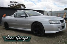 Wrecking/Dismantling VZ Thunder Ute Twin Hump Hardlid Leather Seats Bumpers Aces