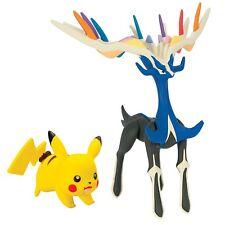 Pokémon 2 Pack Figure Xerneas + Pikachu