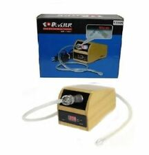 VP100 Vaporizer Herbal Vaporiser Natural Wood Colour Aromatherapy Digital BNIB