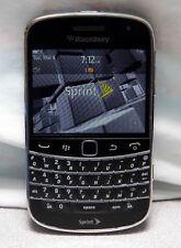 BlackBerry Bold 9930 - Black Sprint Smartphone MAKE ME AN OFFER