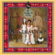 JOHN MELLENCAMP - Mr. Happy Go Lucky (CD 1996) USA Import EXC Heartland Rock