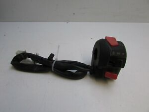 Lexmoto ZSA 125 Right Hand Switch, FT125-17C J21