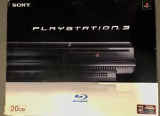 RARE New in box, 100% Sony Playstation 3 - CECHB01. First US release Back Compat