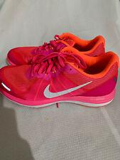 Nike Womens Dual Fusion X2 Running Shoes Pink 819318 601 2016 Low Top Mesh 6