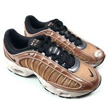 NEW Nike Women's Air Max Tailwind 4 Copper Shoes Red Bronze Grey 6.5