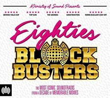 80's Blockbusters by Various Artists (CD, Oct-2016, 3 Discs, Ministry of Sound)