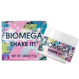 BIOMEGA SHAKE IT! Volume Boosting Activator MIX .38 oz  YOU CAN MIX IT