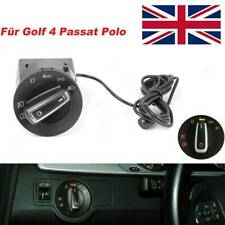 UK Automatic Car Headlight Fog Light Switch for VW Jetta Golf MK4 Polo MA2210