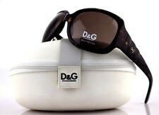 RARE NEW Authentic D&G Dolce & Gabbana Dark Havana Sunglasses DG 3021 502/73 125