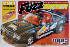 1980 Plymouth Volare Road Runner Fuzz DUSTER 1:25 MPC MODEL KIT KIT mpc843