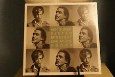 Iggy & Ziggy Sister Midnight Live at the Agora 2x vinyl lp David Bowie Pop 1977