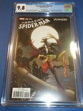 Amazing Spider-man #25 Venomized Variant CGC 9.8 NM/M Gorgeous Gem Wow