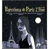 David DeBarce - Barcelona Paris (Second Flight, CD 2004) NEW/SEALED