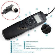 Timer Shutter Release Remote Control For Nikon D810A D810 D800E D800 D700 D500