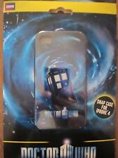 Doctor Who - iphone 4 case - The Tardis
